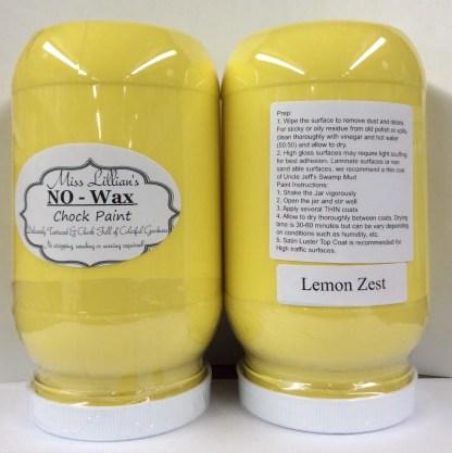 Chock Paint - Lemon Zest