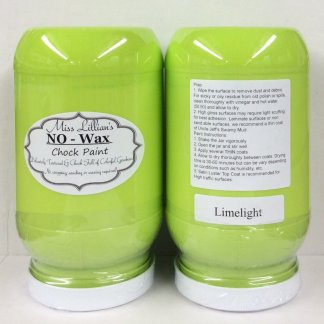 Chock Paint - Limelight