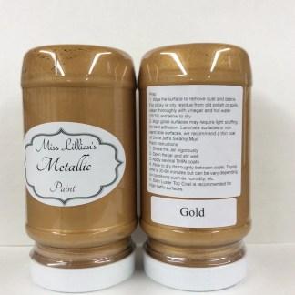 Metallic Paint - Gold