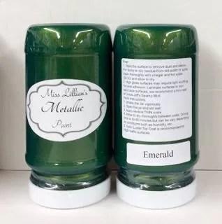 Metallic Paint - Emerald