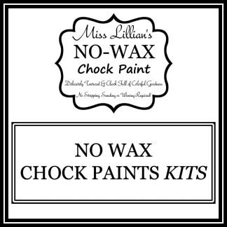 Chock Paint Kits