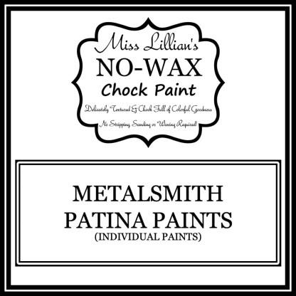 MLS Product Cover-MetalSmith Patina Paints