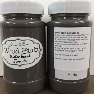 Wood Stain - Slate