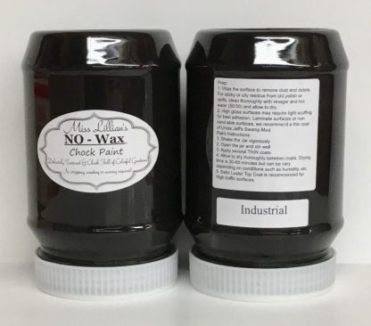 Chock Paint - Industrial - Chalk Style Paint