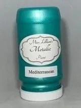 Metallic Paint - Mediterranean