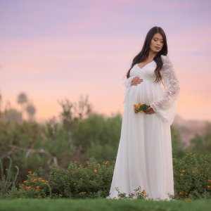 maternity maxi dress, boho lace maternity gown, bridesmaid gown, maternity gown, dress, baby shower, photography, photoshoot