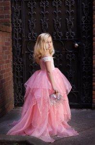 Brooklyn Girls Gown, Flower Girl Dress, Princess Dress, mommy & me