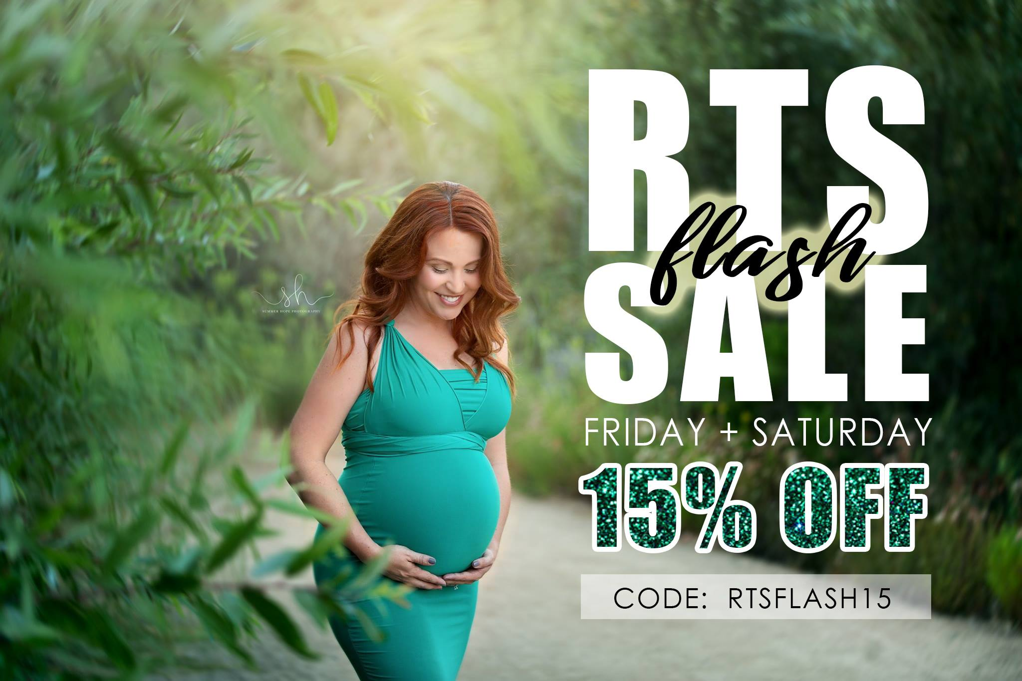 Sale on Maternity Dresses, ready to ship, RTS