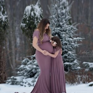 mommy and me set, maternity photo shoot, baby shower, photography, bridal, flower girl
