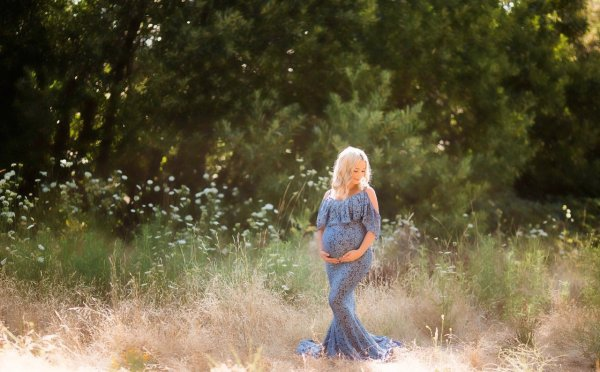 lace maternity dress for photoshoot, baby shower dress, boho lace maternity gown, maternity, bride, bridesmaid, baby shower, photoshoot, photography, flounce, long gown, long dress