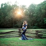 sequin gown in navy, sequin dress, maternity dress, bridesmaid dress, bridal, maternity gown, photo shoot, photography