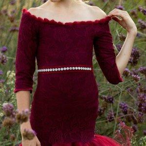 jewelled sash for girls