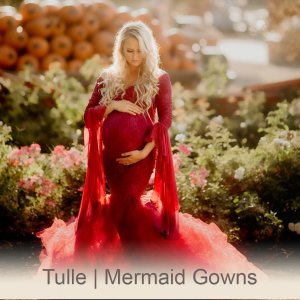 Tulle | Mermaid Gowns