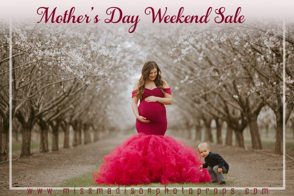 mothers day sale event, maternity gown photography, dress, photoshoot, bridesmaid