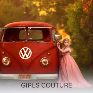 Girls Couture Dresses and Formal Gowns