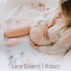 Lace Gowns | Robes