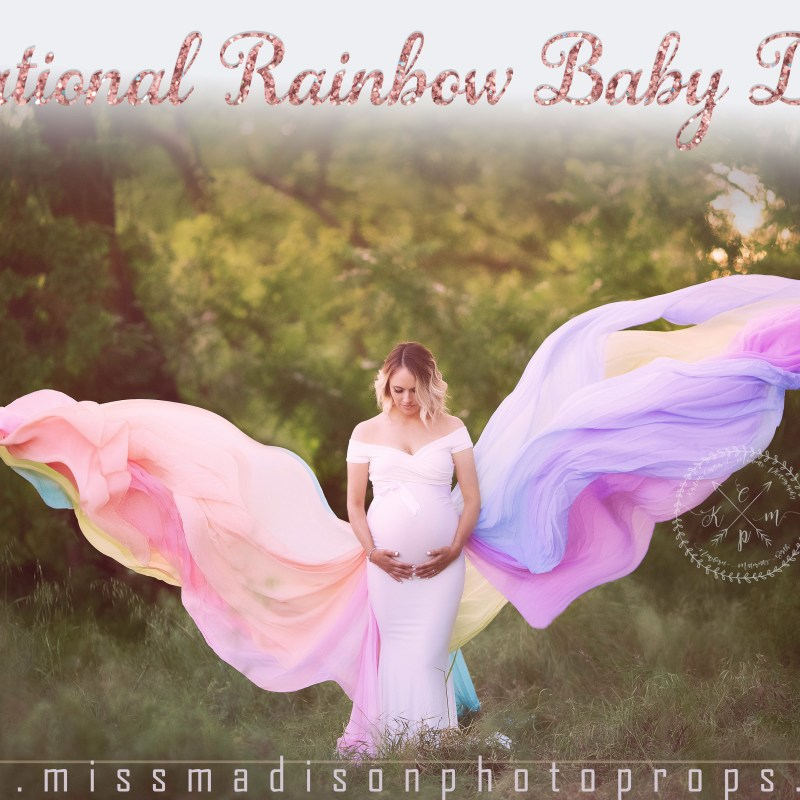 National Rainbow Baby Day