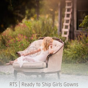 RTS Girls Gowns