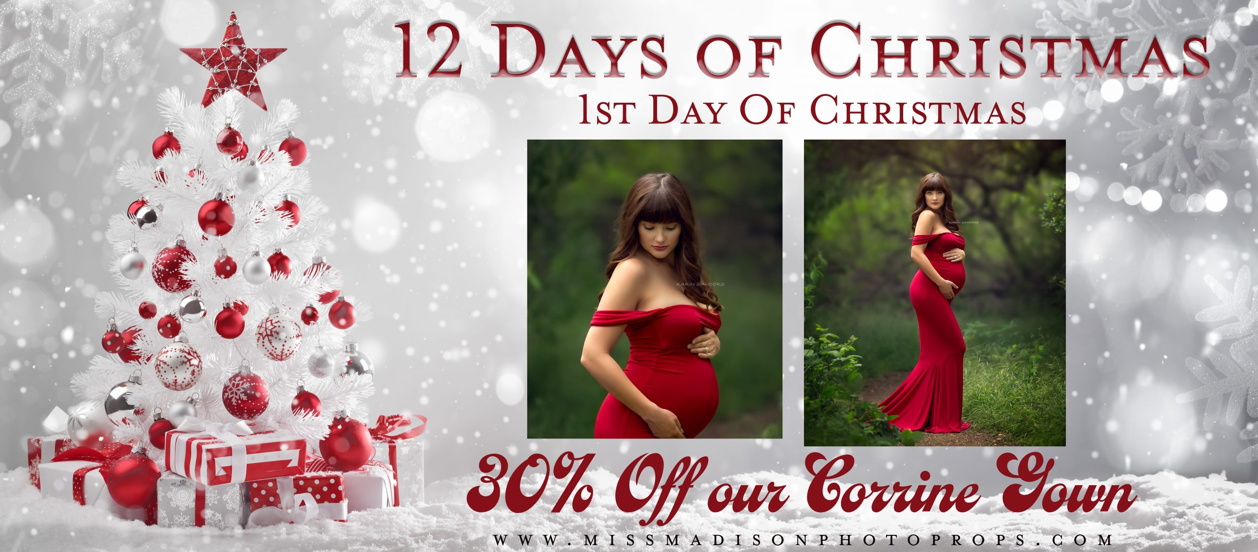 12 days of christmas, maternity gown, maternity dress, photography, photoshoot, babyshower dress, bridesmaid dress, maternity dresses