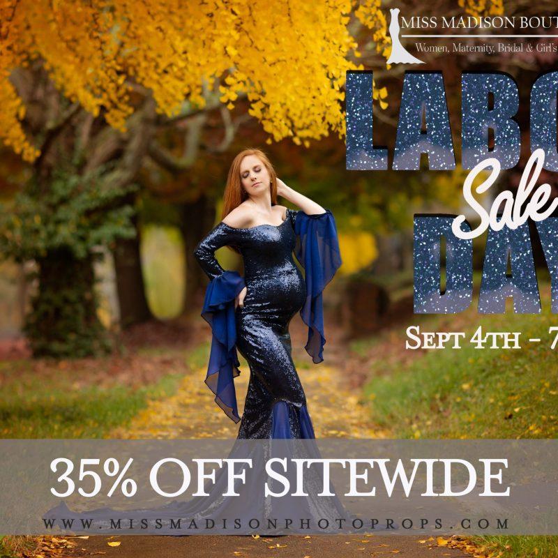 Labor Day Sale | Sept. 4th – 7th