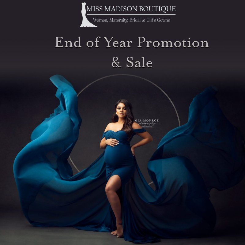 Our End of Year Sale & Promo Starts Today!