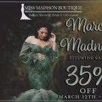 March Madness Sitewide Sale