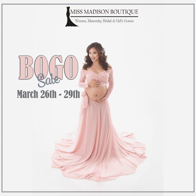 March BOGO! March 26th-29th