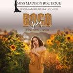 July BOGO Sale 7/23 - 7/26