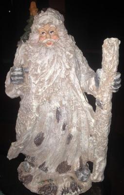 Driftwood Santa