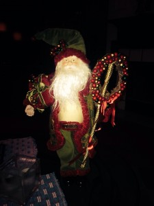 Lollypop Santa