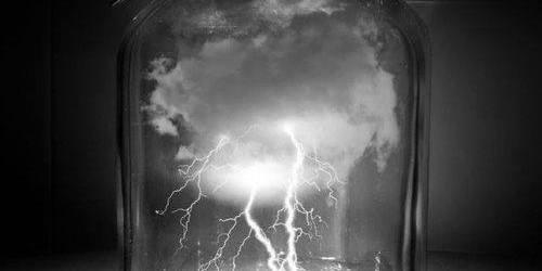 Weather Man via Flash Prompt