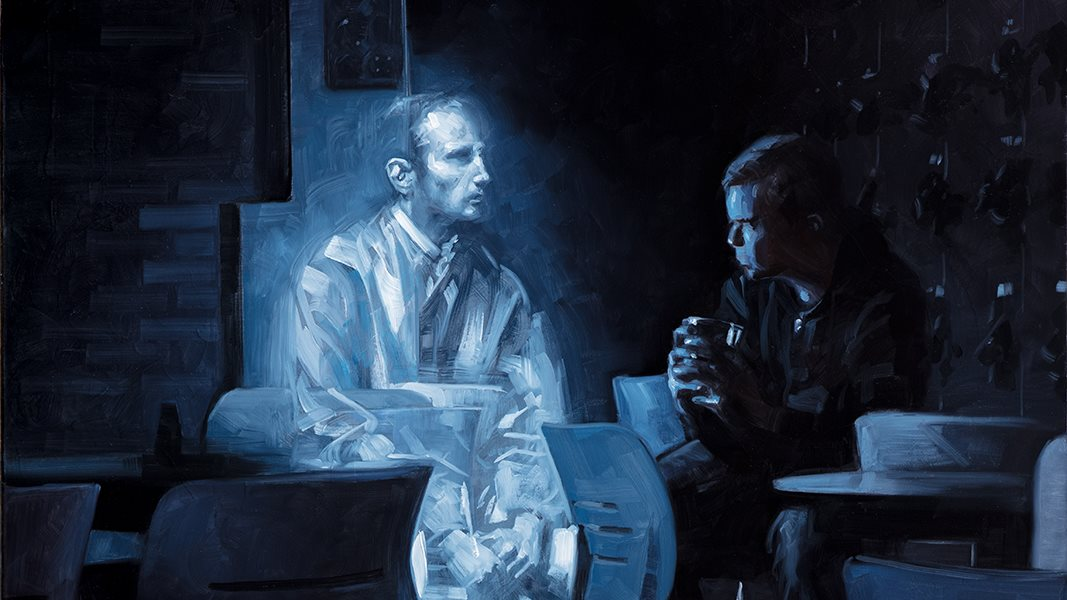 Conversations with Ghosts: Father and Son