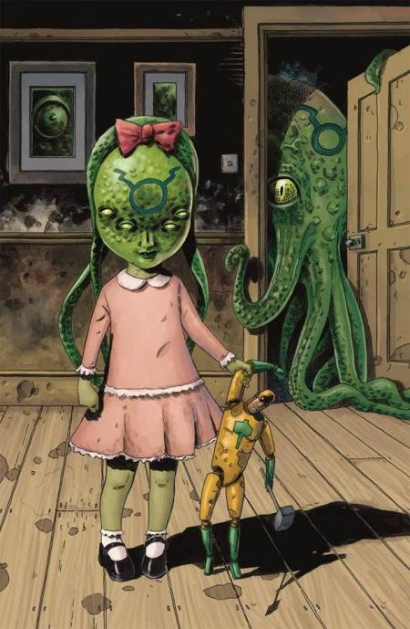 0323 - Stolen Toy Monster