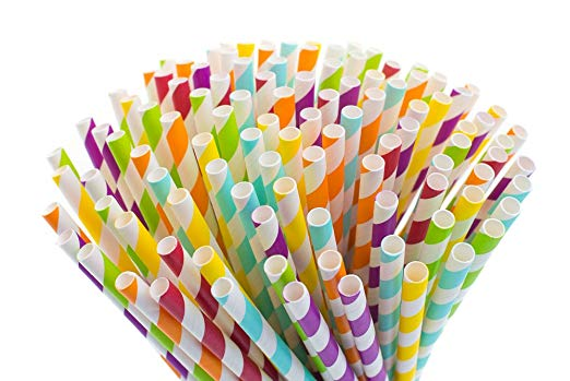 Paper Straws: A Lifetime of Activism