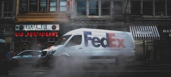 Waiting for FedEx