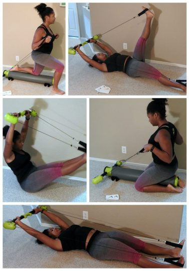 Workout tool can work in many forms
