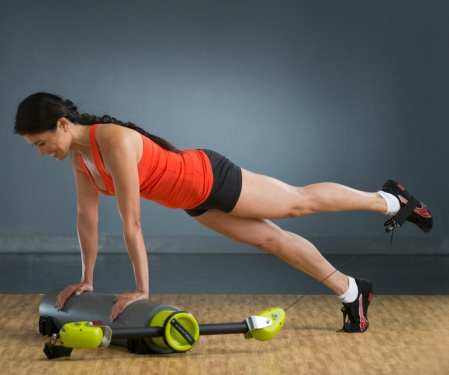 Motr perfect for home workout