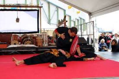 pencak silat self-defense