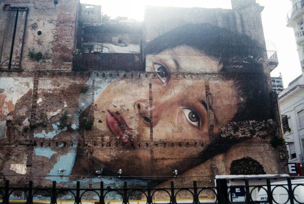 amazing street art buenos aires