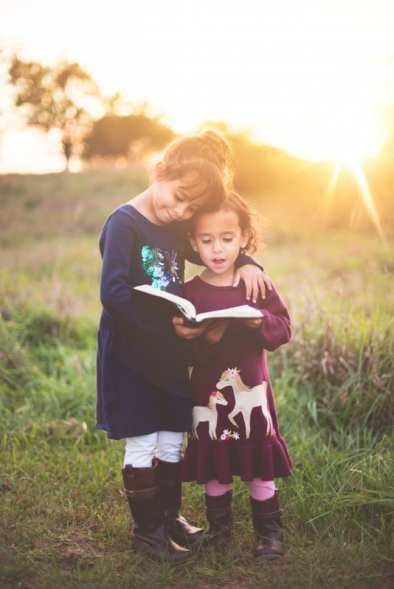 sisters are perfect for Big Sister-Like Advice