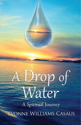 a drop of water cover yvonne