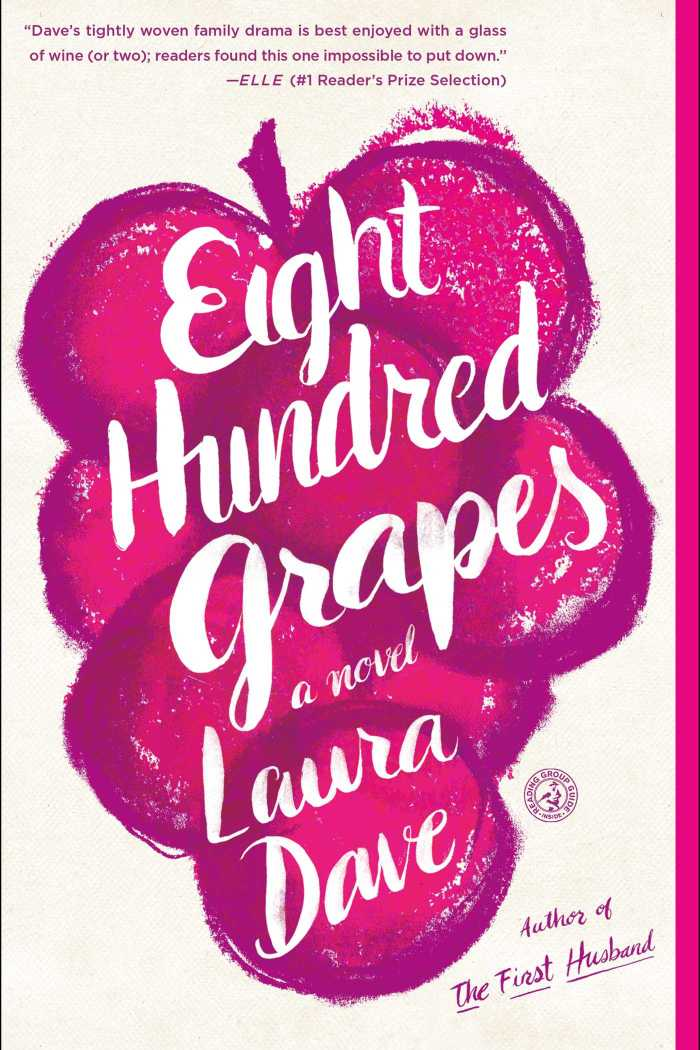 Back on the Shelf: Eight Hundred Grapes