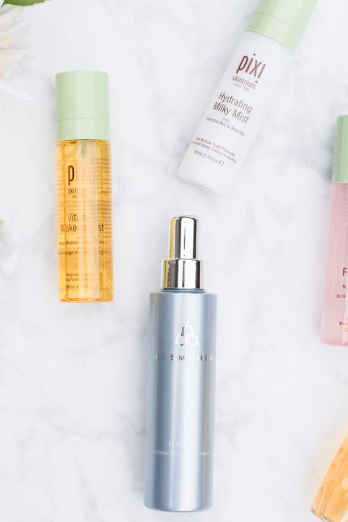 What I Love About Face Mists