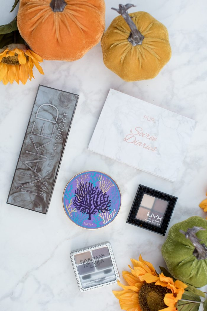 3 Must-Have Eyeshadow Palettes for Fall