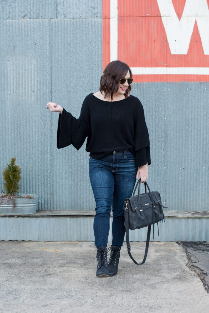 Lightweight Sweaters, Lent, and a Giveaway