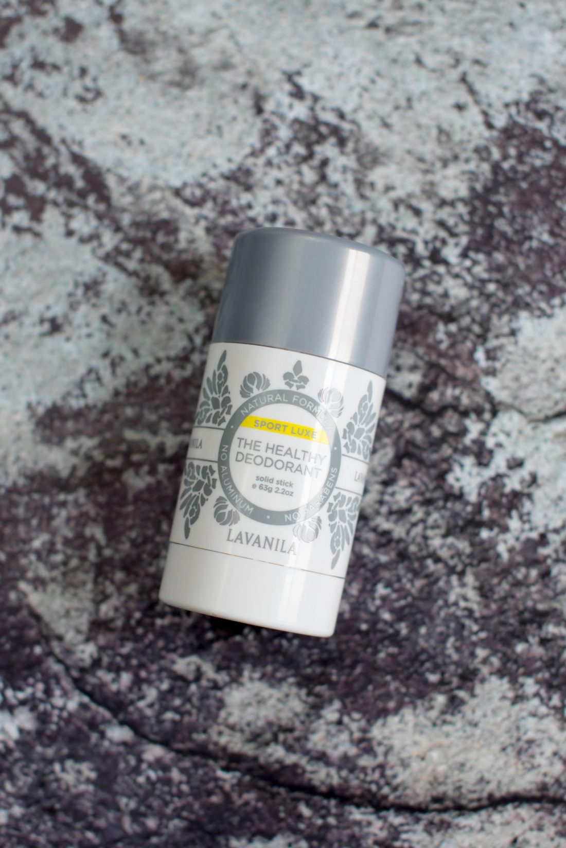 My Three Favorite Natural Deodorants, Lavanila Sport Luxe // Miss Molly Moon