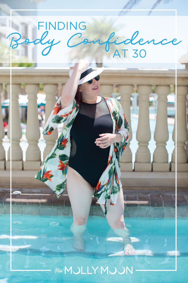 Finding Body Confidence at 30 // Miss Molly Moon