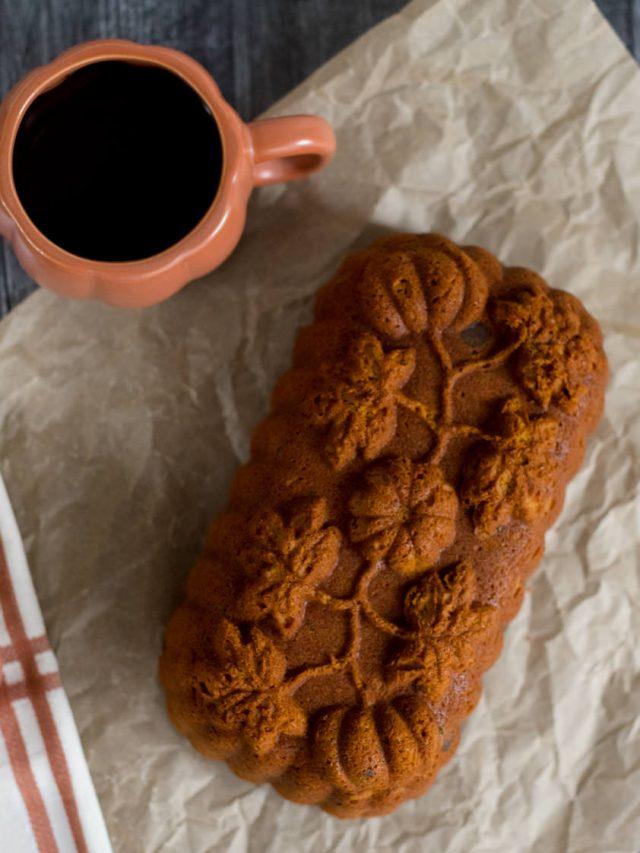 Let's Bake Pumpkin Bread!