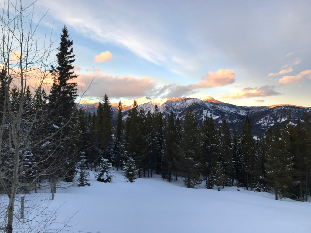Where to stay in Big Sky Montana