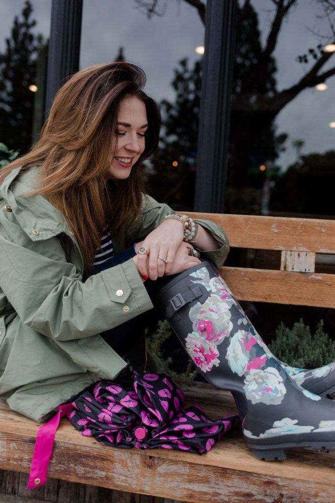 The Rain boots that will make you forget Hunters